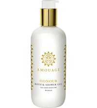 Amouage Honour Woman Shower Gel 300Ml