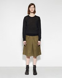 Mhl By Margaret Howell Overall Skirt Khaki
