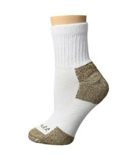 Carhartt Cotton Ankle 3 Pack White Women's Low Cut Socks Shoes