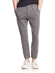 Theory Pier Sweatpants Grey