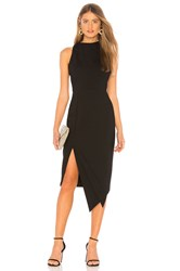 Elliatt X Revolve Carmen Dress Black
