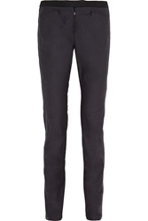 Isabel Marant Norton Coated Twill High Rise Skinny Jeans