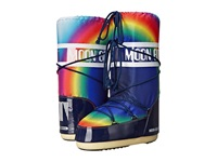 Tecnica Moon Boot Rainbow 2.0 Blue Cold Weather Boots