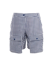 Richard Nicoll Gingham Relaxed Fit Shorts