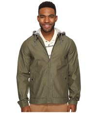 Volcom Warren Jacket Military Men's Coat Olive
