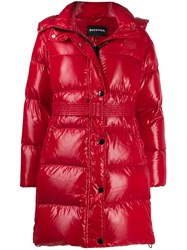 Duvetica Hooded Padded Coat 60