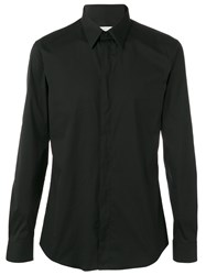 Givenchy Button Up Shirt Black