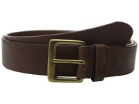 Lauren Ralph Lauren Casual Jean Belt Brown Men's Belts