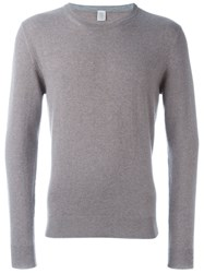 Eleventy Classic Jumper Nude And Neutrals