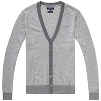Tommy Hilfiger Hayden Cardigan Silver Fog Heather