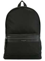 Michael Michael Kors Front Pocket Backpack Black