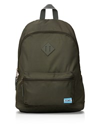 Toms Local Backpack Olive