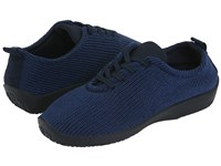Arcopedico Ls Navy Lace Up Casual Shoes