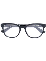Gucci Eyewear Classic Square Frame Glasses Black