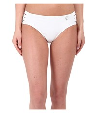 Body Glove Smoothies Nuevo Contempo Bottoms White Women's Swimwear