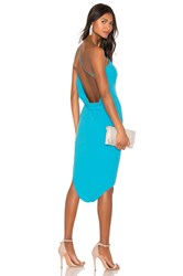 Katie May Bananas Dress Turquoise