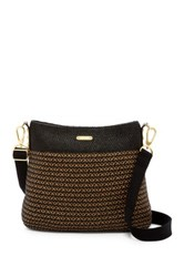 Eric Javits Escape Convertable Squishee Crossbody Black