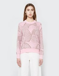 Rodebjer Sitwell Sweater In Bubblegum