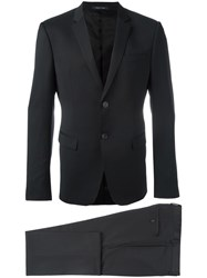 Emporio Armani Classic Formal Suit Black