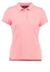 Gant Polo Shirt Shell Pink Coral