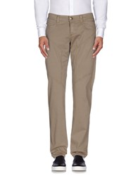 9.2 By Carlo Chionna Trousers Casual Trousers Men Dove Grey