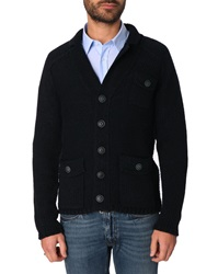 Menlook Label Josh Note Cardigan