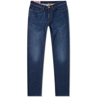 Acne Studios Max Slim Fit Jean Blue