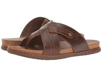Born Plato Dark Brown Men's Sandals