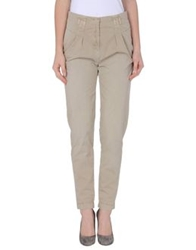 Magazzini Del Sale Casual Pants Light Grey