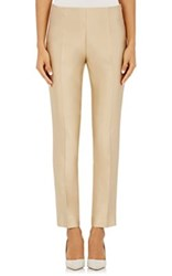Philosophy Di Alberta Ferretti Women's Polished Twill Crop Pants No Color