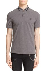 Men's The Kooples Grosgrain Trim Polo