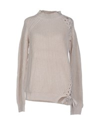 Vero Moda Knitwear Turtlenecks Women Beige