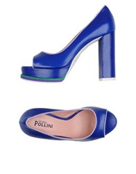 Studio Pollini Pumps Bright Blue