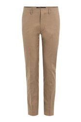 Valentino Cotton Pants Beige