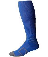 Nike Elite Baseball Sock Otc Game Royal Flint Grey Knee High Socks Shoes Blue