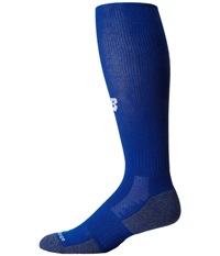 New Balance All Sport Over The Calf Tube Blue Crew Cut Socks Shoes