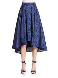 Abs By Allen Schwartz Embroidered High Low A Line Ballroom Skirt