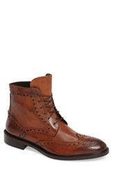 Crosby Square Men's Stuart Wingtip Boot