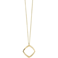 Dinny Hall Cushion Small Pendant Gold