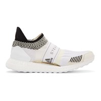 Adidas By Stella Mccartney White Ultraboost X 3D Sneakers