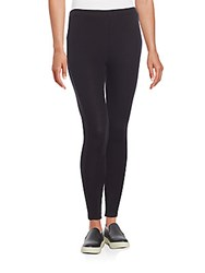 Splendid Thermal Paneled Leggings Black