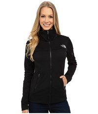 The North Face Mayzie Full Zip Fleece Jacket Asphalt Grey Heather Tnf Black Women's Jacket Gray