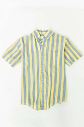 Urban Renewal Vintage 90S Checkered Striped Button Down Shirt Assorted