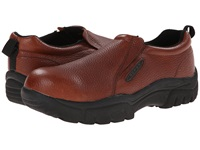 Roper Performance Slip On W Steel Toe Brown Men's Slip On Shoes