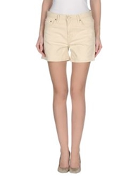 Wesc Denim Shorts Sand