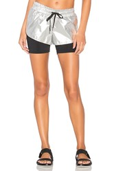Lovers Friends Work By Pace Layered Short Metallic Silver