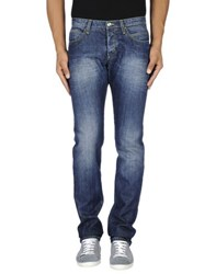 Etro Denim Denim Trousers Men