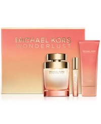 Michael Kors 3 Pc. Wonderlust Deluxe Gift Set No Color