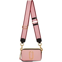 Marc Jacobs Pink Small Snapshot Camera Bag