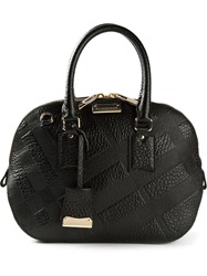 Burberry 'The Small Orchard' Bowling Bag Black